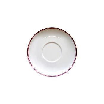 Design Naif Christmas Tea Cup Saucer, 6.5 Inches