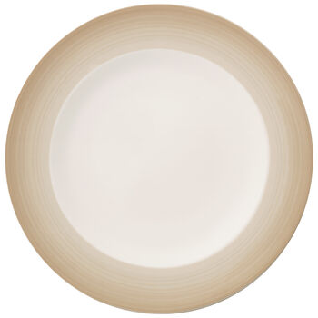 Colorful Life Natural Cotton Salad Plate 8.5 in