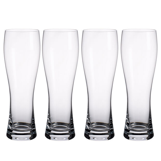 Purismo Pilsner Beer Glasses, Set of 4, , large