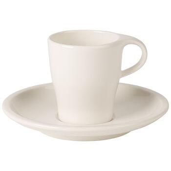 Coffee Passion Espresso Cup & Saucer Set