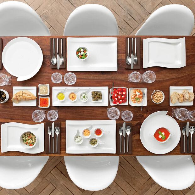NewWave 8 Piece Dinner Set, , large