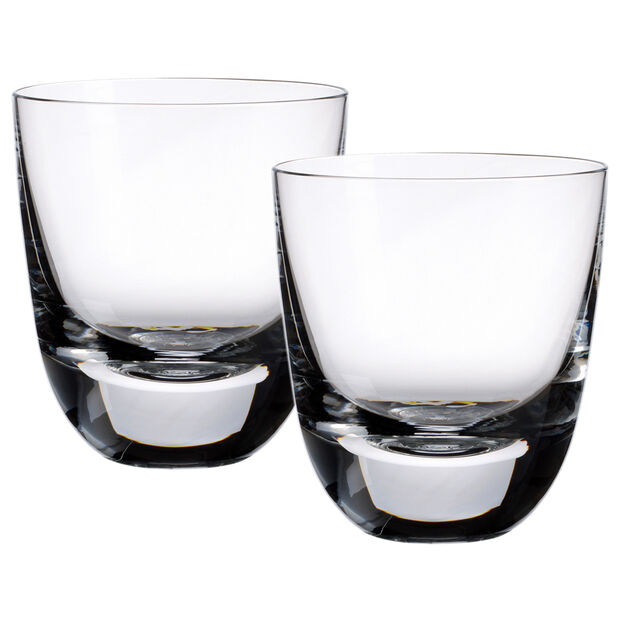 American Bar - Straight Bourbon Cocktail Tumblers, Set of 2 3 1/2 in, , large