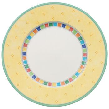Twist Alea Limone Salad Plate 8 1/4 in