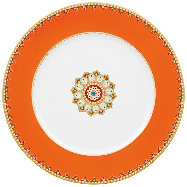 Classic Buffet plate Buffet Plate : Mandarin 11 3/4 in, , large