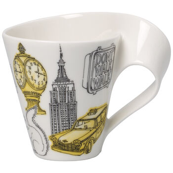 Cities of the World Mug New York 10.1 oz