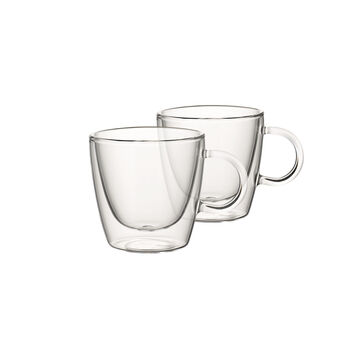 Artesano Hot Beverages Cup : Medium-Set of 2 7.5 oz