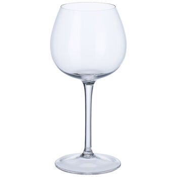 Purismo Soft+Rounded White Wine Goblets, S/4