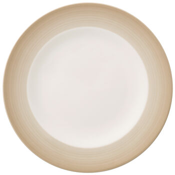 Colorful Life Natural Cotton Dinner Plate 10.5 in