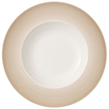 Colorful Life Natural Cotton Pasta Plate 11.75 in