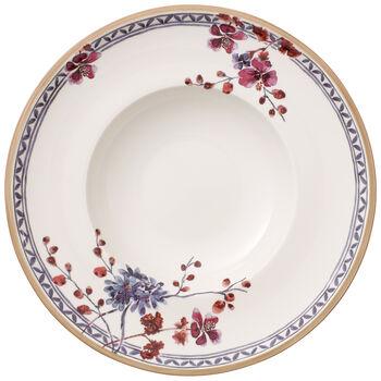 Artesano Provencal Lavender Pasta Plate 11.75 in