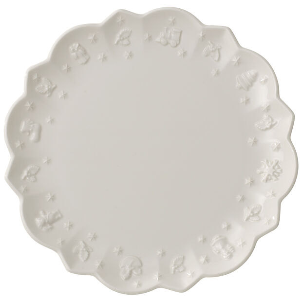 Toys Delight Royal Classic Salad Plate, 7.25 Inches, , large