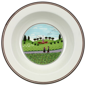 Design Naif Cereal Bowl - Friends Meeting