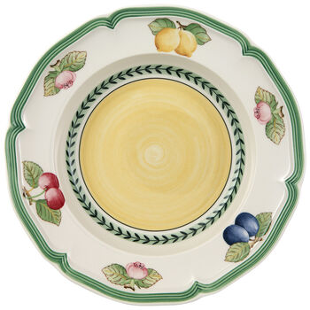 French Garden Fleurence Soup Bowl 9 in
