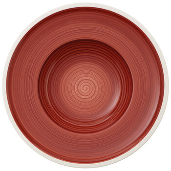 Manufacture Rouge Rim Soup 9.75 in