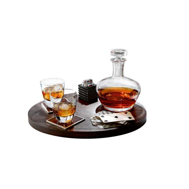 Scotch Whisky Strong/Smoky Carafe 33 1/4 oz, , large