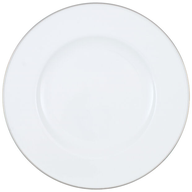 Anmut Platinum No. 1 Dinner Plate 10 1/2 in, , large
