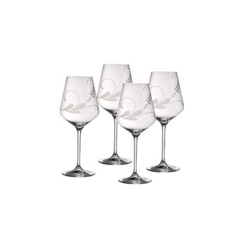 Old Luxembourg Brindille Red Wine : Set of 4