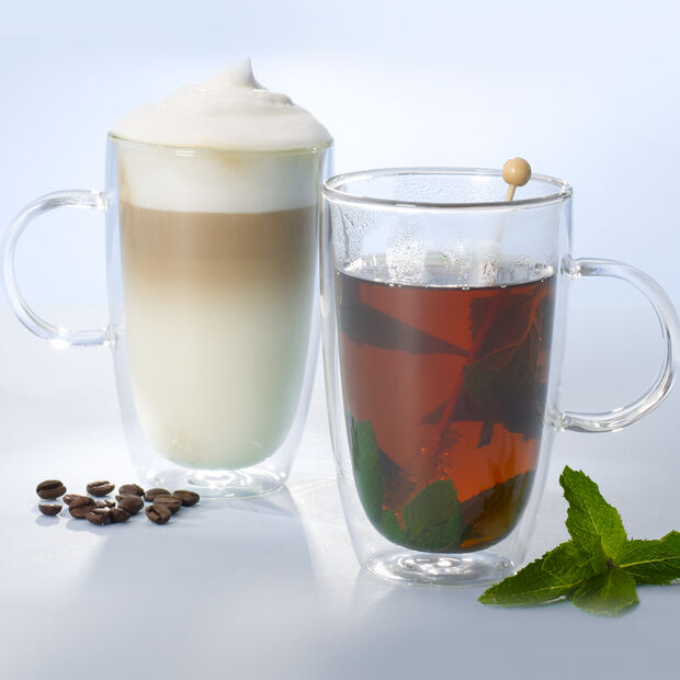 Artesano Hot&Cold Beverages Extra Large Mug, Set of 2 5.5 in, , large