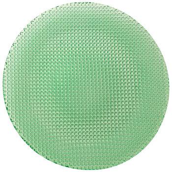 Colour Concept Buffet Plate : Lagoon 12.5 in
