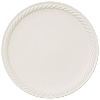 Montauk Pizza Plate/Buffet Plate 12.5 in