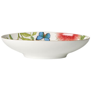Amazonia Oval Vegetable Bowl 11 in