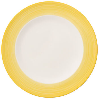 Colorful Life Lemon Pie Dinner Plate