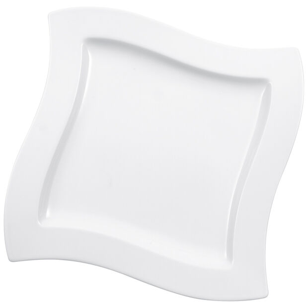 New Wave Dinner Plate 10 1/2 in, , large
