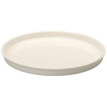 Clever Cooking Round Serving Dish/Lid 11.75 in