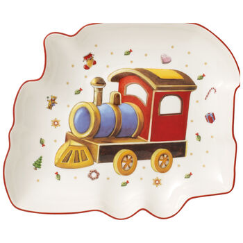 Toy's Delight Bowl : Christmas Train