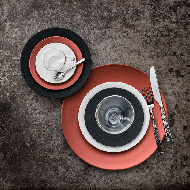 Manufacture Rock Salad Plate 8.5 in, , large