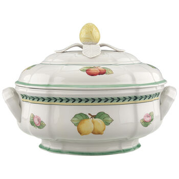 French Garden Fleurence Tureen 84 1/2 oz