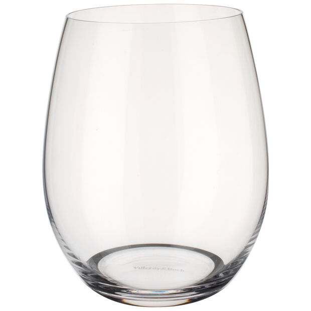 Entrée Stemless White Wine Glass, , large