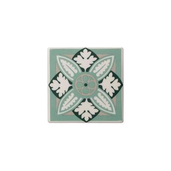 Table Accessories Coaster Set 2 : Jade Caro 4.25 in