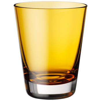 Colour Concept Tumbler, Amber 4 1/4 in