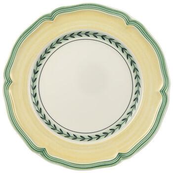 French Garden Vienne Salad Plate 8 1/4 in
