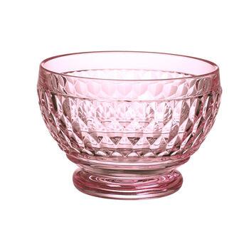 Boston Colored Individual Bowl : Rose 4.75 in