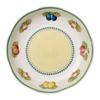 French Garden Fleurence Pasta Serving Bowl 15 in
