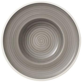 Manufacture gris Rim Soup 9.75 in