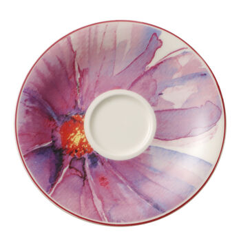 Mariefleur Espresso Cup Saucer 4 3/4 in