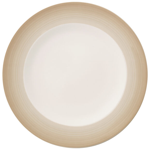 Colorful Life Natural Cotton Salad Plate 8.5 in, , large