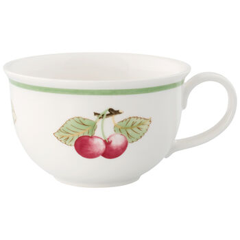 French Garden Charm Breakfast Cup XL 16 3/4 oz