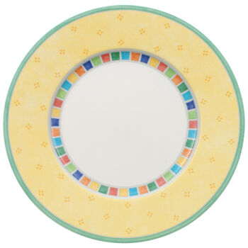 Twist Alea Limone Salad Plate 8 1/4 in