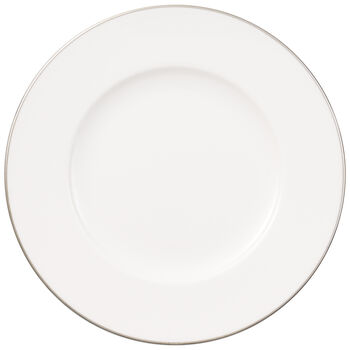 Anmut Platinum No. 1 Appetizer/Dessert Plate 6 1/4 in
