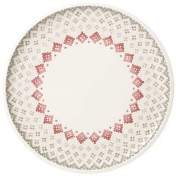 Artesano Montagne Buffet/Pizza Plate 12.5 in