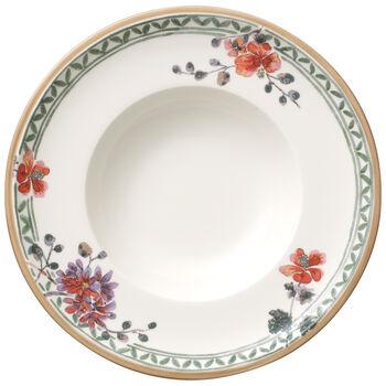 Artesano Provençal Verdure Soup Bowl 9 3/4 in