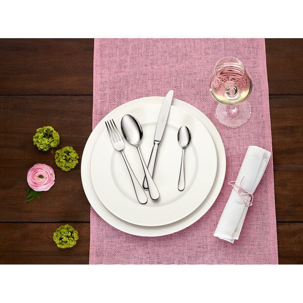 Oscar 46-Piece Flatware Set, , large