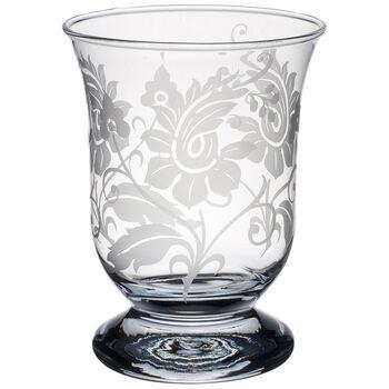Helium Flowers Vase/Hurricane 6 in