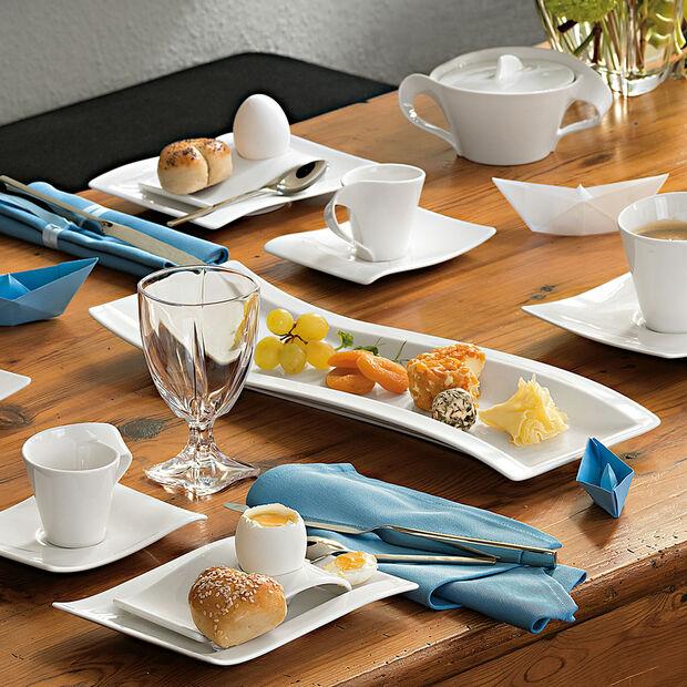 New Wave 5 Piece Appetizer Serving Set, , large