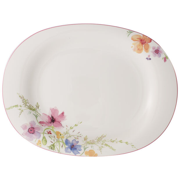 Mariefleur Serving Dish 16 1/2 in, , large