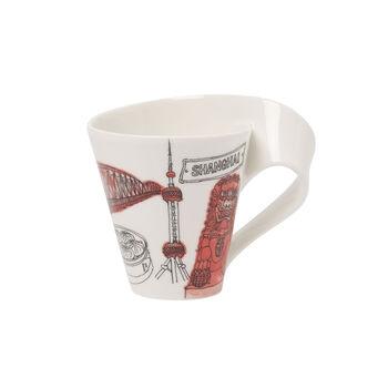 Cities of the World Mug : Shanghai 10.1 oz